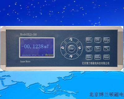 BLD-580 ?High precision digital Gauss meter